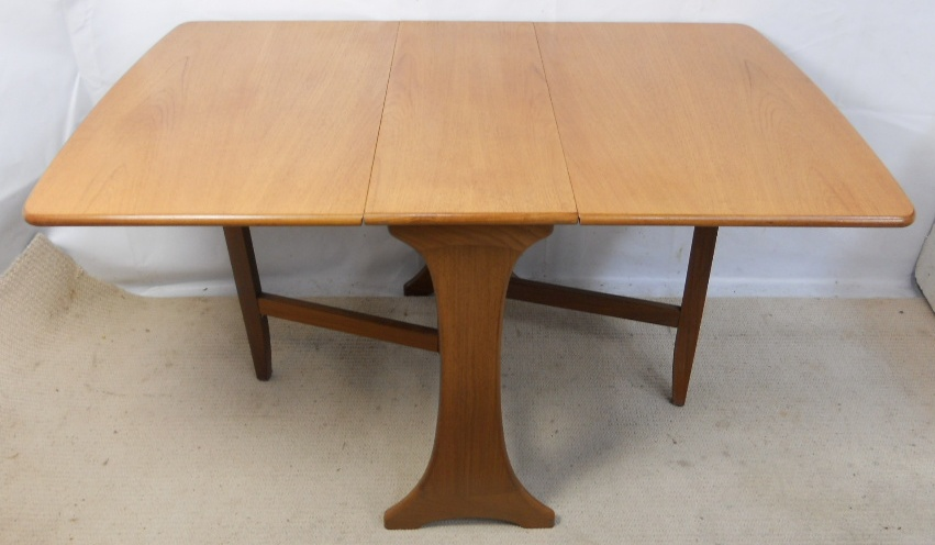 Retro Teak Dropleaf Dining Table by G Plan SOLD : retro teak dropleaf dining table by g plan sold 4 3222 p from www.harrisonantiquefurniture.co.uk size 851 x 496 jpeg 160kB